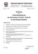 Gemeinderatssitzung_20130221