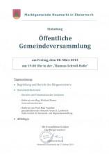 Gemeindestrukturreform_Neumarkt_Infoveranstaltung